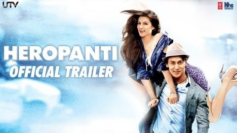 Heropanti Theatrical Trailer
