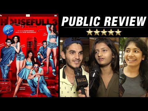 Housefull 3 Movie Public Reviews