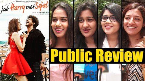 Jab Harry Met Sejal Public Reviews
