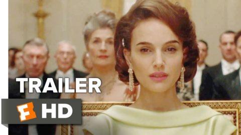 Jackie Official Teaser Trailer starring Natalie Portman