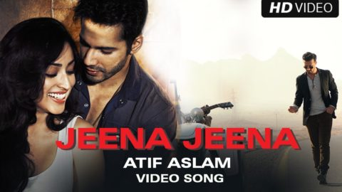 Jeena Jeena Song from Badlapur ft Varun Dhawan, Yami Gautam