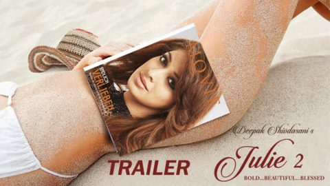 Julie 2 Official Trailer starring Raai Laxmi