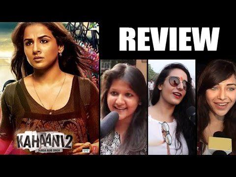 Kahaani 2 Public Reviews