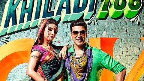 Khiladi 786 Theatrical Trailer