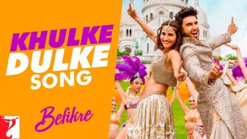 Khulke Dulke Song from Befikre ft Ranveer Singh, Vaani Kapoor