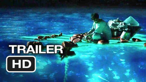 Life Of Pi Official Trailer