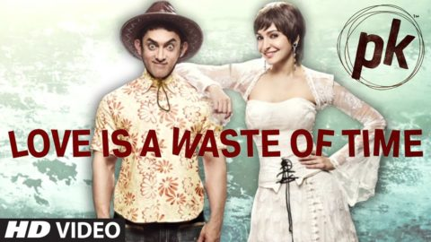 Love is a Waste of Time Song from PK ft Aamir Khan, Anushka Sharma