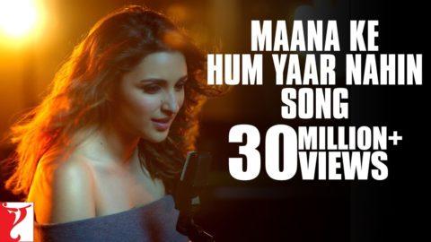 Maana Ke Hum Yaar Nahin Song from Meri Pyaari Bindu ft Parineeti Chopra