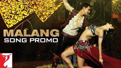 Malang Song – Dhoom 3