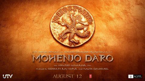 Mohenjo Daro Motion Poster starring Hrithik Roshan, Pooja Hegde