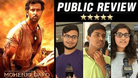 Mohenjo Daro Public Reviews