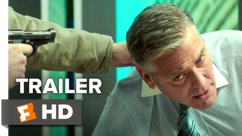 Money Monster Official Trailer starring George Clooney, Julia Roberts