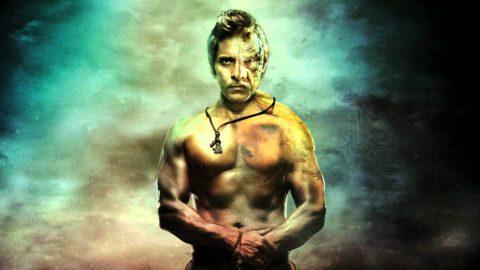 Motion Poster of Shankar's I starring Vikram