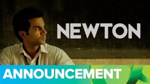Newton Official Teaser starring Rajkummar Rao