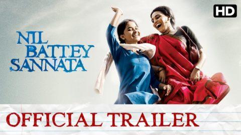 Nil Battey Sannata Official Trailer starring Swara Bhaskar