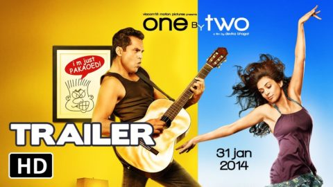 One By Two Theatrical Trailer