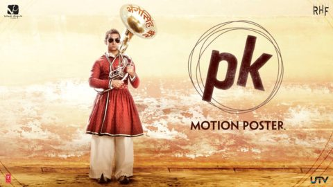 PK Official 2nd Motion Poster