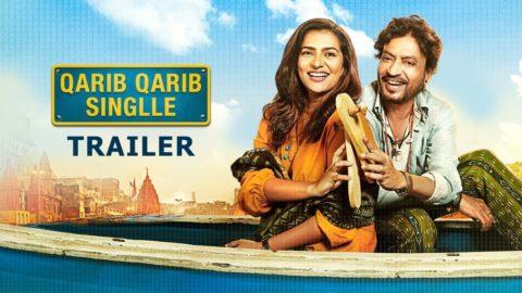 Qarib Qarib Singlle Official Trailer starring Irrfan Khan, Parvathy