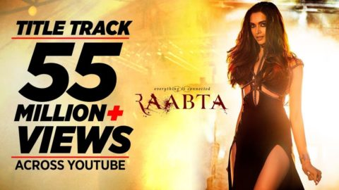 Raabta Title Song from Raabta ft Deepika Padukone, Sushant Singh Rajput, Kriti Sanon