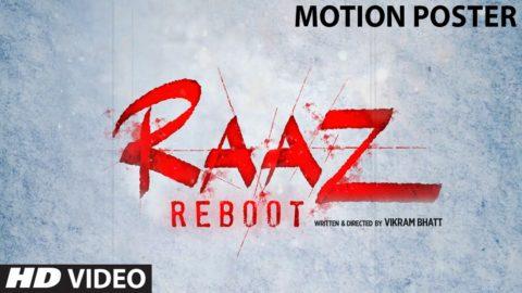 Raaz Reboot Motion Poster starring Emraan Hashmi, Kriti Kharbanda