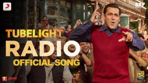 Radio Song from Tubelight starring Salman Khan