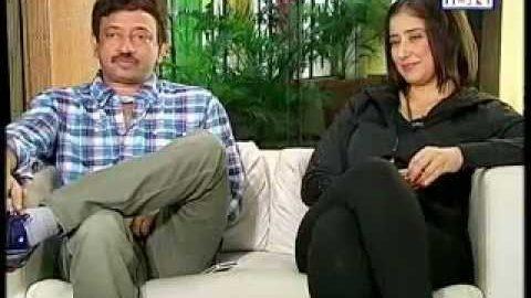 Rajeev Masand interview with Ramgopal Varma & Manisha Koirala