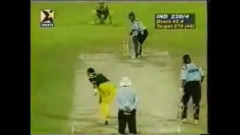 Sachin Tendulkar's Best ODI and Test Innings