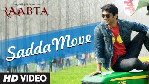 Sadda Move Song from Raabta ft Sushant Singh Rajput