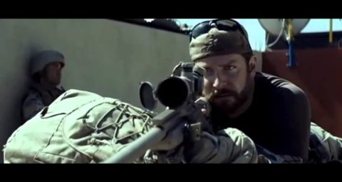 Scene of the Week: American Sniper
