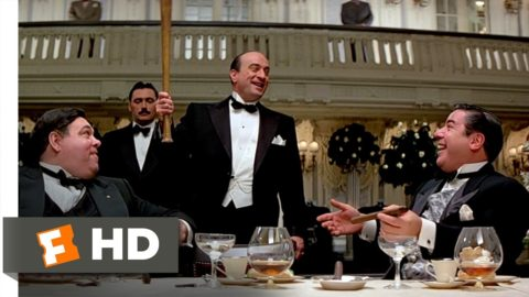 Scene of the Week: The Untouchables