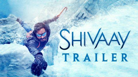 Shivaay Offical Trailer starring Ajay Devgn