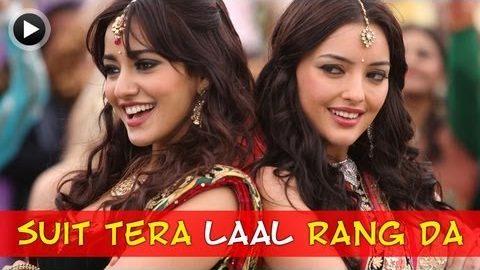 Suit Tera Laal Rang Da Song – Yamla Pagla Deewana 2