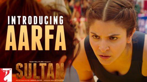 Sultan Teaser 2 Introducing Aarfa starring Anushka Sharma