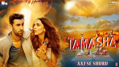 Tamasha Official Trailer starring Ranbir Kapoor, Deepika Padukone