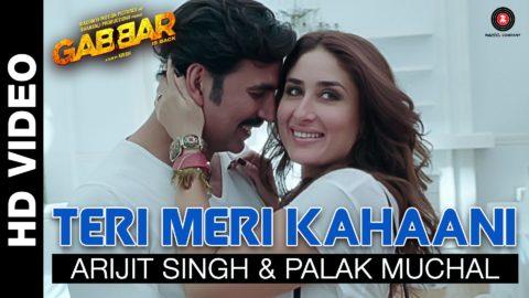 Teri Meri Kahaani Song from Gabbar ft Akshay Kumar, Kareena Kapoor