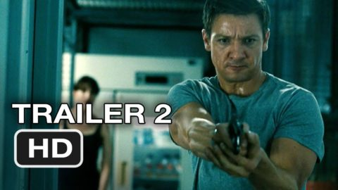 The Bourne Legacy Official Trailer