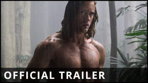 The Legend of Tarzan Official Trailer starring Alexander Skarsgård, Margot Robbie