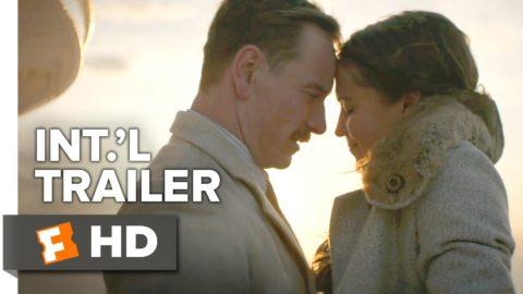 The Light Between Oceans Official Trailer starring Michael Fassbender, Alicia Vikander, Rachel Weisz