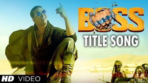 Title Song – Boss