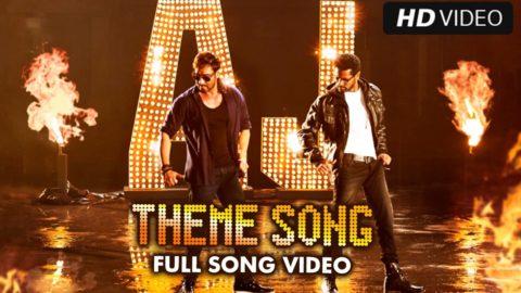 Title Song from Action Jackson ft Ajay Devgn, Prabhu Deva, Sonakshi Sinha