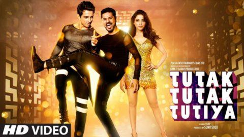 Tutak Tutak Tutiya Official Trailer starring Prabhu Deva, Sonu Sood, Tamannaah