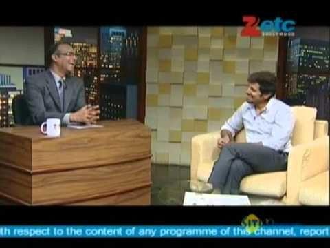 Vikram Interview With Komal Nahta