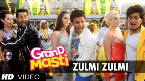 Zulmi Zulmi Song – Grand Masti