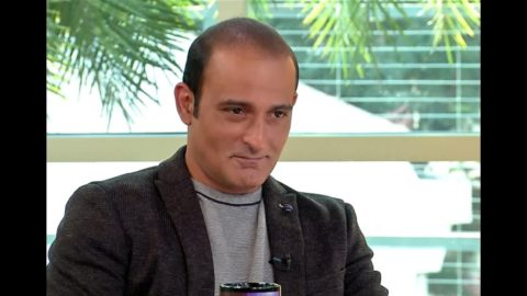 Rajeev Masand interview with Akshaye Khanna